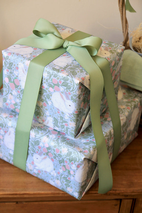 Bunny Wrapping Paper