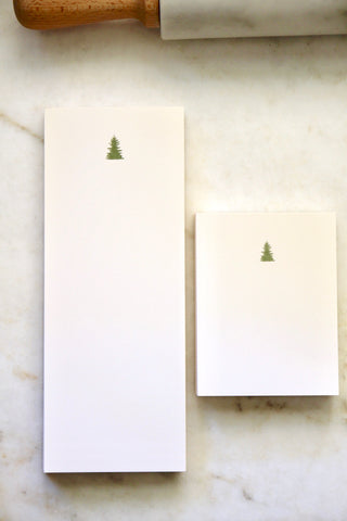 Fir Tree Stationary - Tags & Tablets