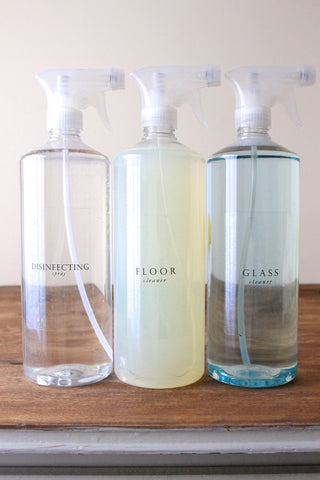 Everyday Essential : Cleaning Bottles