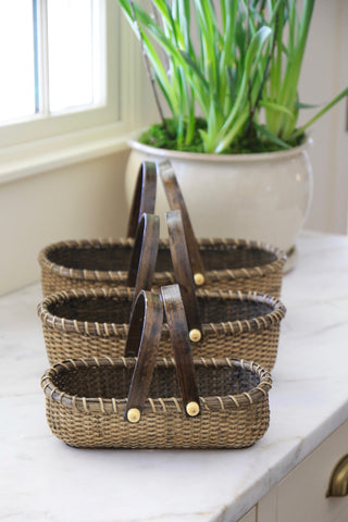 Nesting Baskets Oval