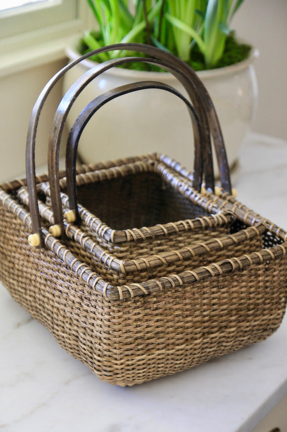 Nesting Baskets Rectangle