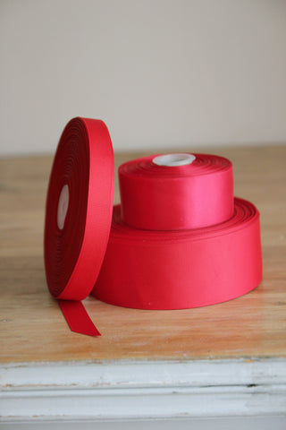 Ribbon - Vermont Red