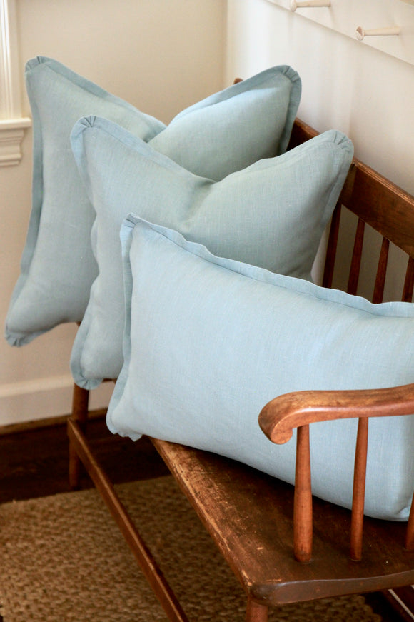 Meadow Linen Pillows | 3 Sizes