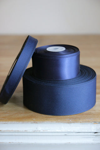 Ribbon - Privet Berry Blue