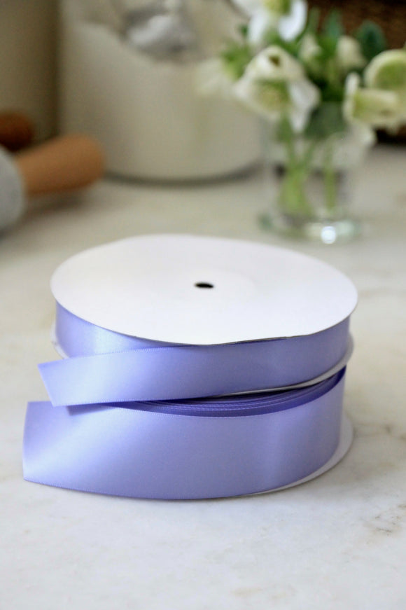 Iris Satin Ribbon - 2 Sizes
