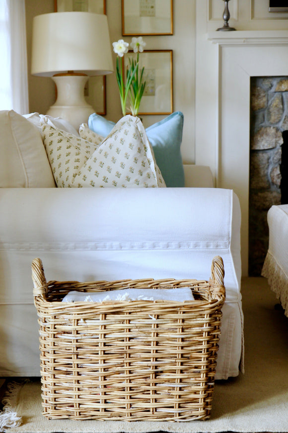 Mudroom Basket