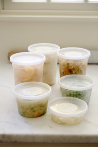 Kitchen Containers - Set of 18