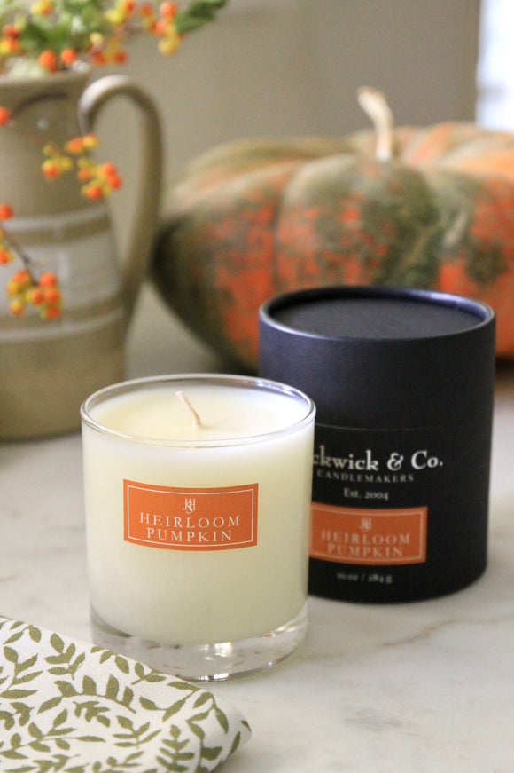 Heirloom Pumpkin Candle | 10oz