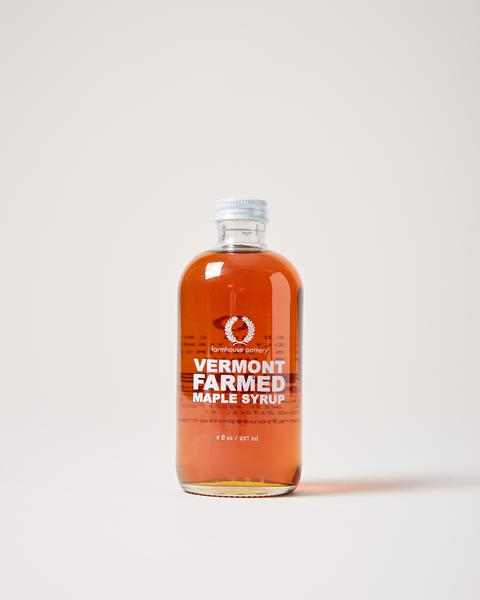 Farmhouse Pottery Vermont Maple Syrup | 2 sizes