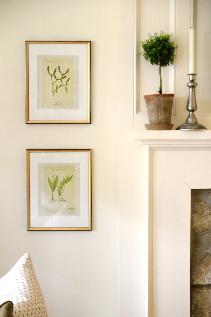 Gold Leaf Frames, 4 Sizes Available