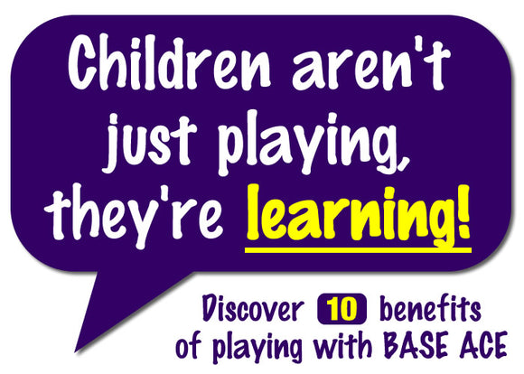 10 Educational Benefits of playing with Base Ace