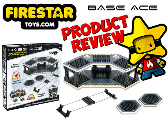 Firestar Toys review Base Ace EVO kits