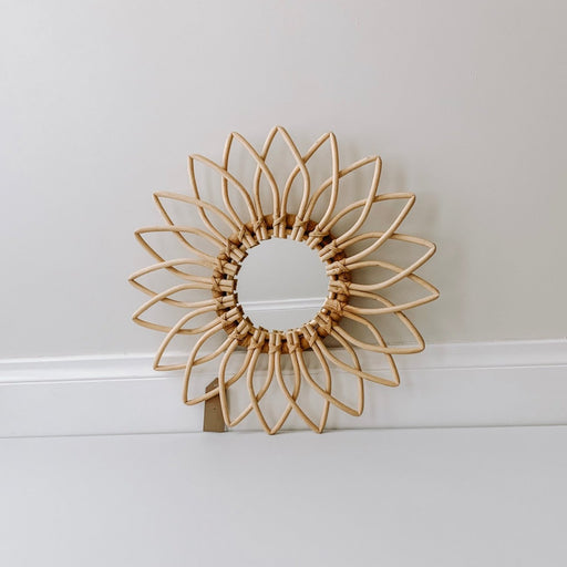 The Sunflower Mirror
