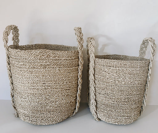 Pablo Seagrass Baskets
