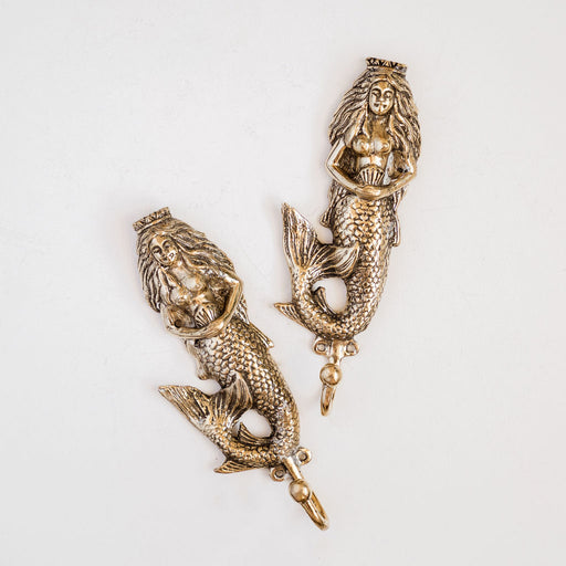 Crown Mermaid Hooks