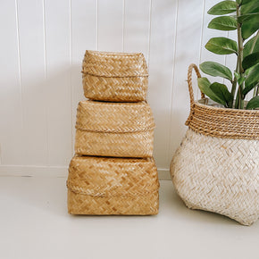 Putu Magnolia Offering Boxes Medium Set