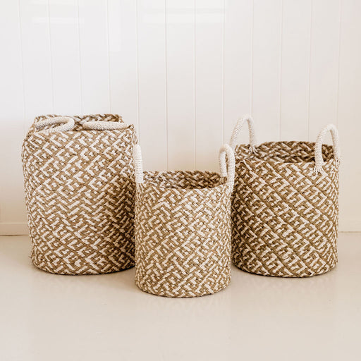 Weaver Baskets
