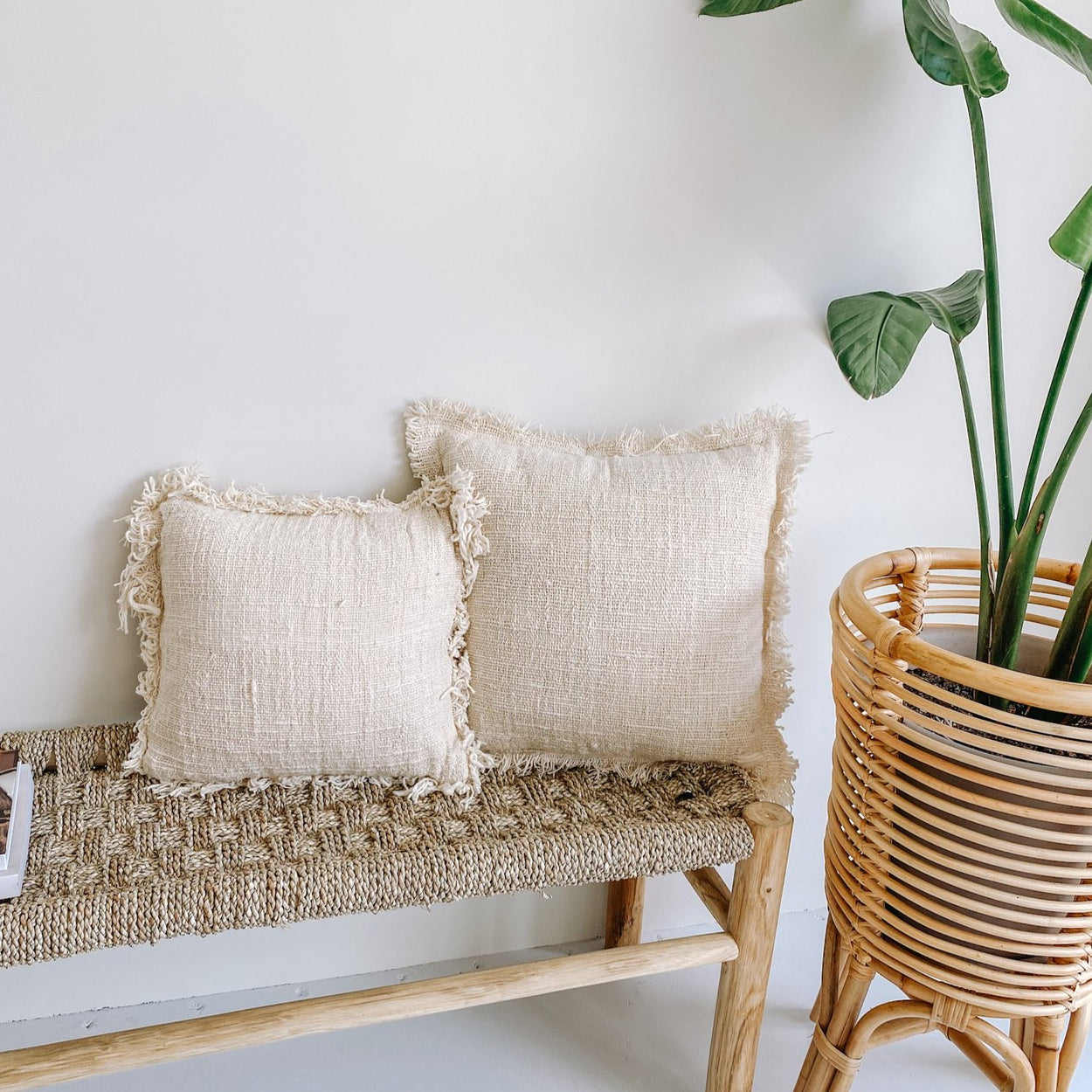 Woven Cotton Cushions