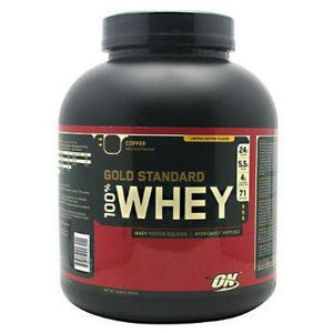 100% Whey Gold Coffee 5 lbs