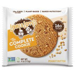 The Complete Cookie Peanut Butter
