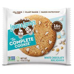 The Complete Cookie White Choc Maca
