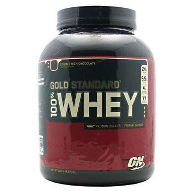 100% Whey Gold Double Choc 5LB