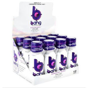Bang Energy Shot- Bangster Berry