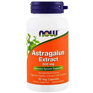 Astragalus Extract 500 mg - 90 Veg