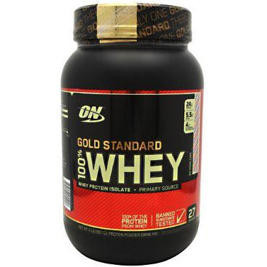 100%Whey Gold Standard Birthday Cake 2lb