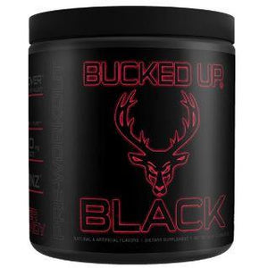 Bucked Up Black Deer Candy