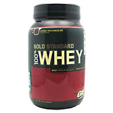 100% Whey Gold Standard Double Choc 2lb