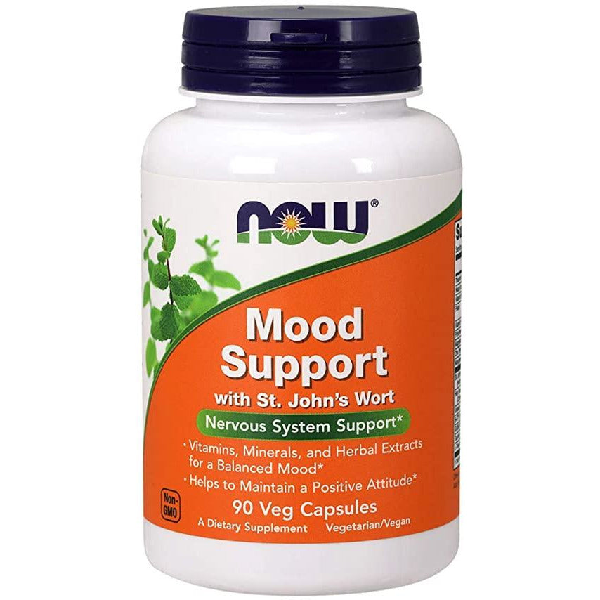 Mood Support+ St Johns Wort 90 vcaps