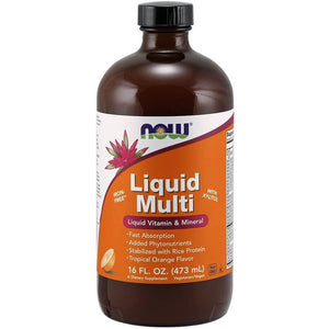 Liquid Multi-Vitamin & Mineral 16 fl oz