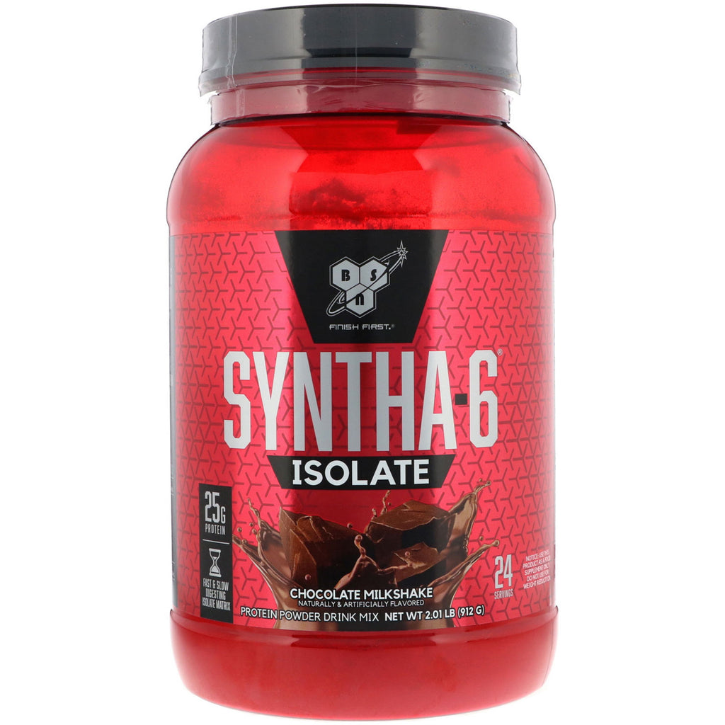 Syntha-6 Isolate Choc 2LB