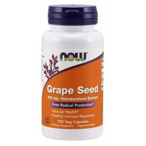 Grape Seed Extract 100mg 100 vcaps