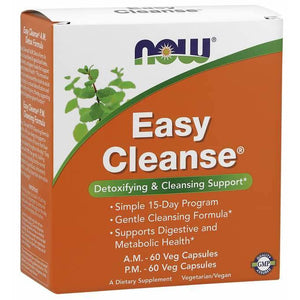Easy Cleanse AM & PM
