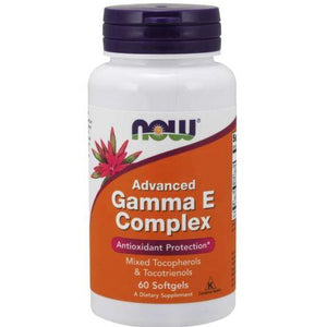 Advanced Gamma E Complex - 60 Softgels