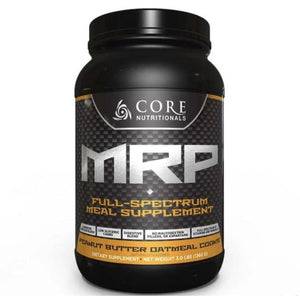Core MRP Peanut Butter Oatmeal Cookie 3LBs