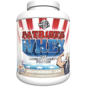 Patriot's Whey Independence Cake 5lb