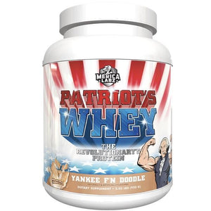 Patriots Whey Yankee Fn Doodle 2lb