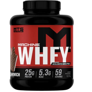 Machine Whey Ice Cream Sandwhich 5lb