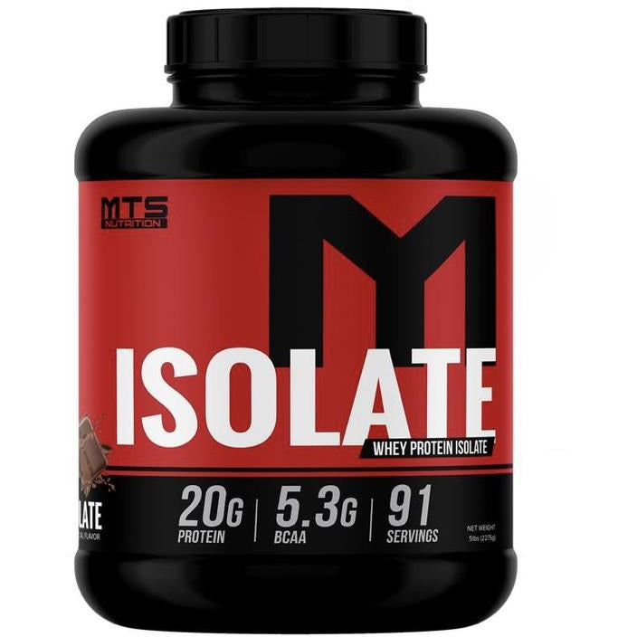 Isolate Chocolate 5lb MTS