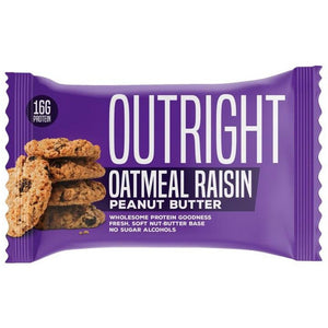 Outright Bar Oatmeal Raisin Peanut Butter