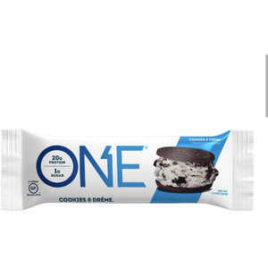 Oh Yeah ONE Bar Cookies & Cream