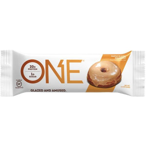 Oh Yeah One Bar Maple Glazed Donut