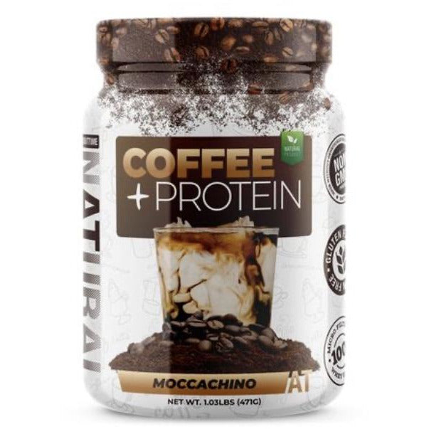 Whey Protein Isolate Mochaccino (w/caff)