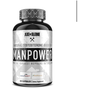 Man Power-Ft Testosurge