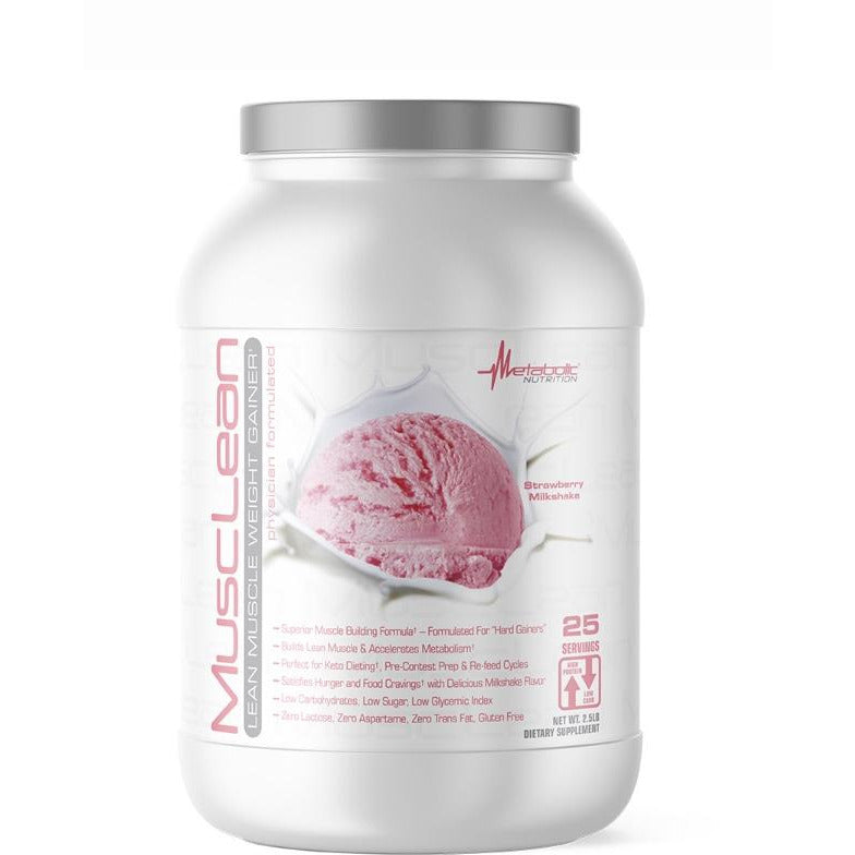 MuscLean Strawberry 2.5lb