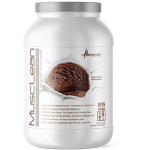MuscLean Chocolate 2.5lb