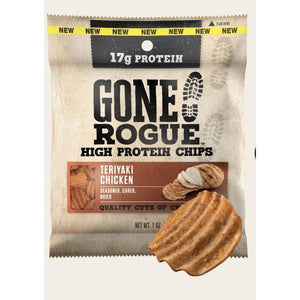 Gone Rogue Chips Teriyaki